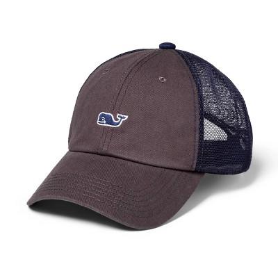 9c6574663 Adult Baseball Trucker Hat – Steel Gray – vineyard vines® for Target ...