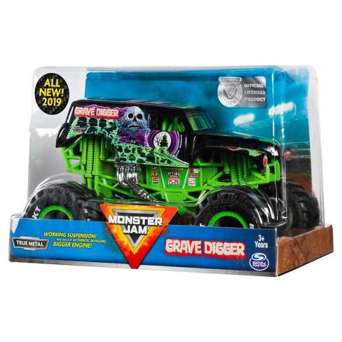 die cast metal monster trucks