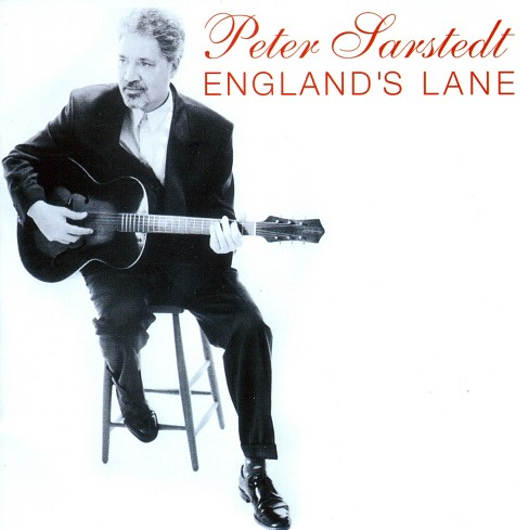 Peter Sarstedt - England's Lane (CD) - image 1 of 1