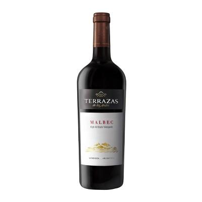 Terrazas de los Andes Reserva Malbec Red Wine - 750ml Bottle
