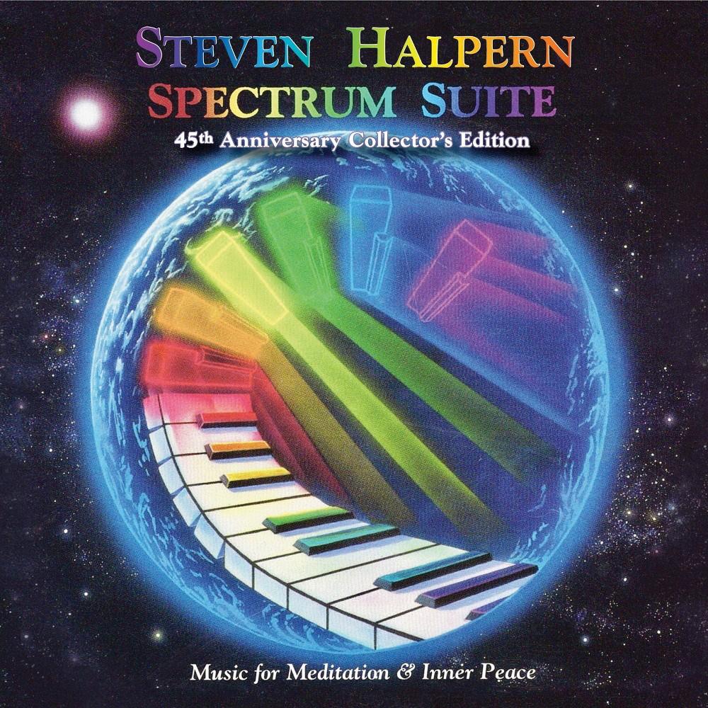 Halpern Steven Spectrum Suite 45 Th Anniversary Collector S Edition Cd