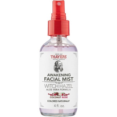 Thayers Natural Remedies Awakening Facial Mist - Coconut Rose - 4 fl oz