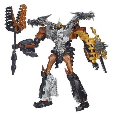Leader Class Grimlock | Transformers 4 Age of Extinction AOE Action figures