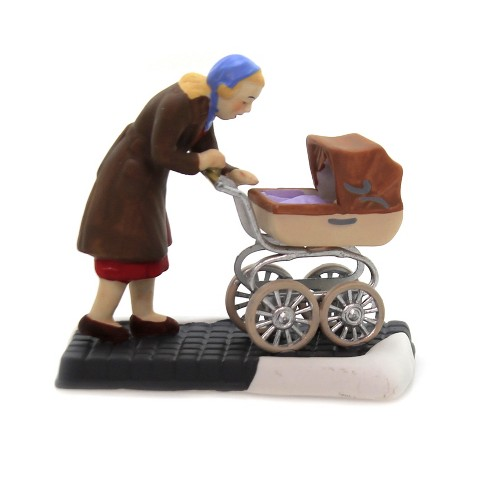 """Department 56 Accessory 2.5"""" Baby's First Shopping Trip Christmas In The City  -  Decorative Figurines - image 1 of 3"""