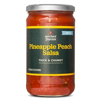 Pineapple Peach Salsa Mild 24oz - Archer Farms™