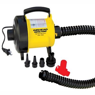 Airhead 120 Volts/ 917 Watts Super Air Pump, Yellow   AHP-120S