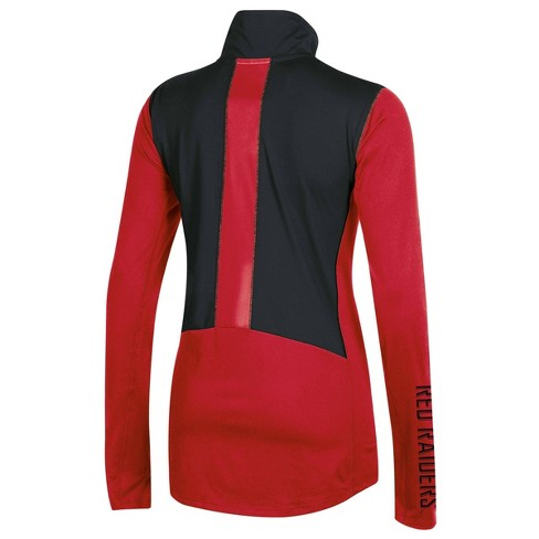 sneakers for cheap 1af02 f1fcb NCAA Texas Tech Red Raiders Women's Long Sleeve Zip-Up Jacket