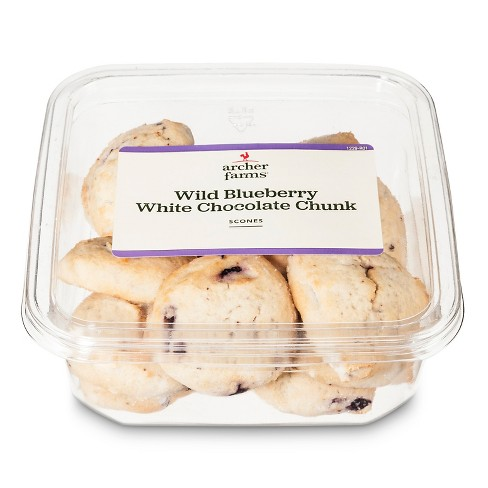 Blueberry White Chocolate Scones - Archer Farms™ - image 1 of 1