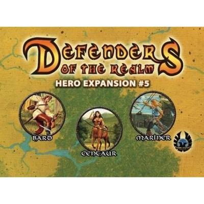 Hero Expansion #5 Board Game