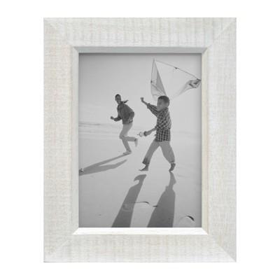 5  x 7  Placeholder Frame Whitewashed Wood - Threshold™