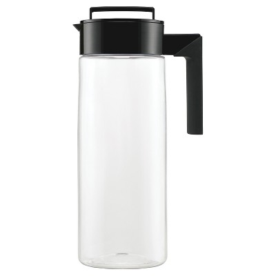 Takeya 2qt Airtight Pitcher - Black