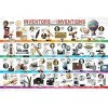 Eurographics Inc. Inventors and their Inventions 200 Piece Jigsaw Puzzle - image 3 of 4