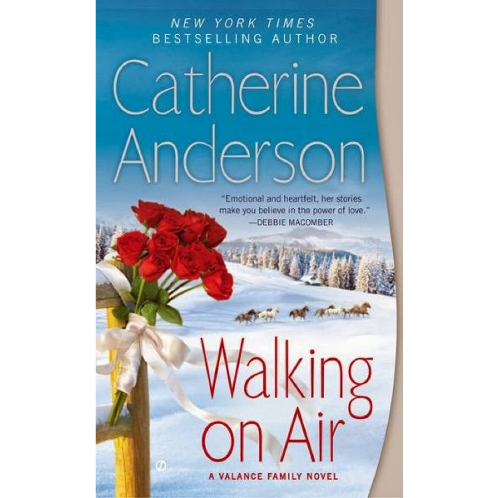 Walking on Air (Paperback) by Catherine Anderson