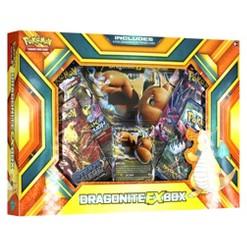 2016 Pokémon Dragonite EX Box