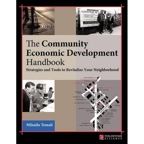 Community Economic Development Handbook - by  Mihailo Temali (Paperback) - image 1 of 1