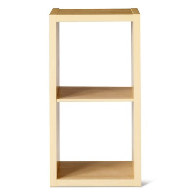 """13"""" 2 Cube Organizer Shelf - Threshold™"""