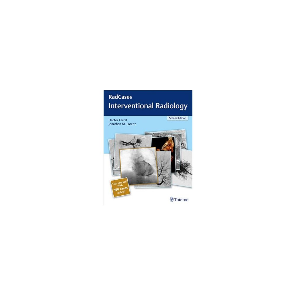Interventional Radiology - 2 Pap/Psc (Radcases) (Paperback)
