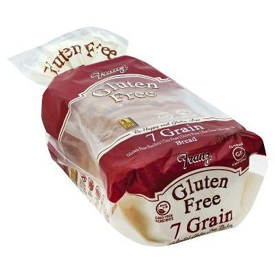 Franz Gluten Free 7 Grain Bread - 18oz