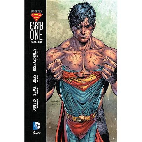 Superman: Earth One, Volume 3 - by  J Michael Straczynski (Paperback) - image 1 of 1