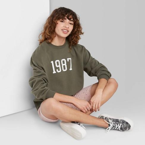 Oversized Sweatshirt - Wild Fable™ - image 1 of 3