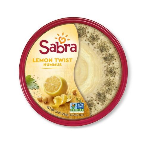 Sabra Lemon Twist Hummus - 10oz - image 1 of 1