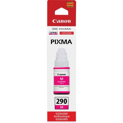 Canon Ink Bottle f/MegaTank Printers 70 ml Dye Based Magenta GI290M