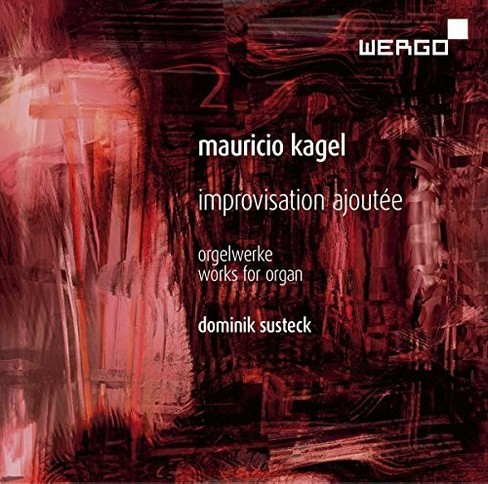 Dominik Susteck - Kagel:Improvisation Ajoutee (CD) - image 1 of 1
