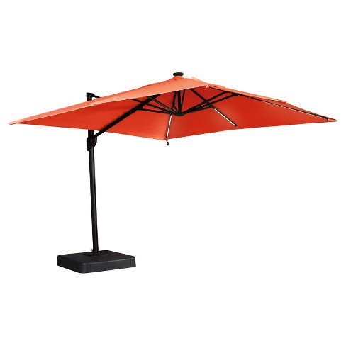 8.8' Oakengrove - Patio Umbrella  - Outdoor by Ashley - image 1 of 2