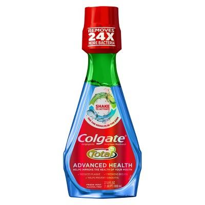 Mouthwash: Colgate Total Advanced Health