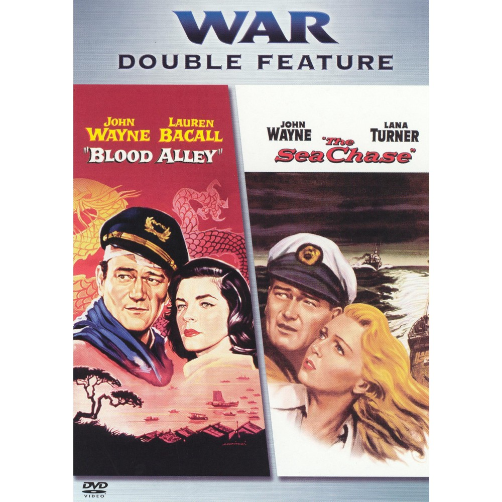 Blood alley/Sea chase (Dvd)