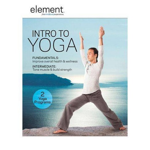 Element: Intro To Yoga (DVD) - image 1 of 1