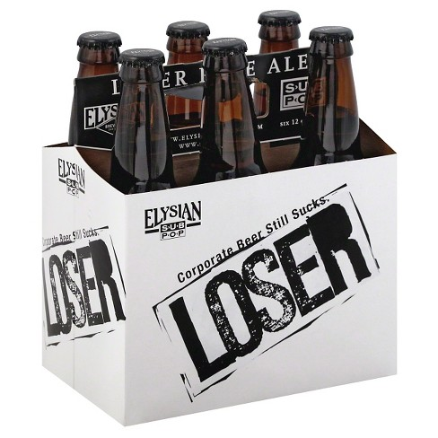 Elysian® Loser Pale Ale - 6pk / 12oz Bottles - image 1 of 1