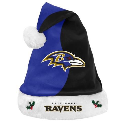 NFL Baltimore Ravens Santa Hat   Target 0f17278ff
