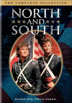 North and South: The Complete Collection - Books One, Two & Three (DVD)