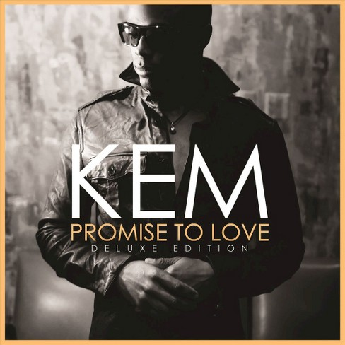 Kem - Promise to love (CD) - image 1 of 1