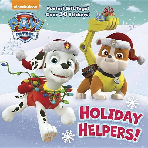 PAW Patrol Holiday Helpers! - image 1 of 1