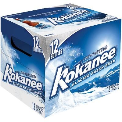 Kokanee Imported Glacier Beer - 12pk/11.5 fl oz Bottles