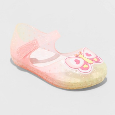 Toddler Girls' Hydee Jelly Sandals - Cat & Jack™ Pink