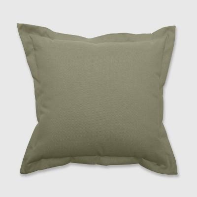 Outdoor Deep Seat Pillow Back Cushion Sage - Threshold™