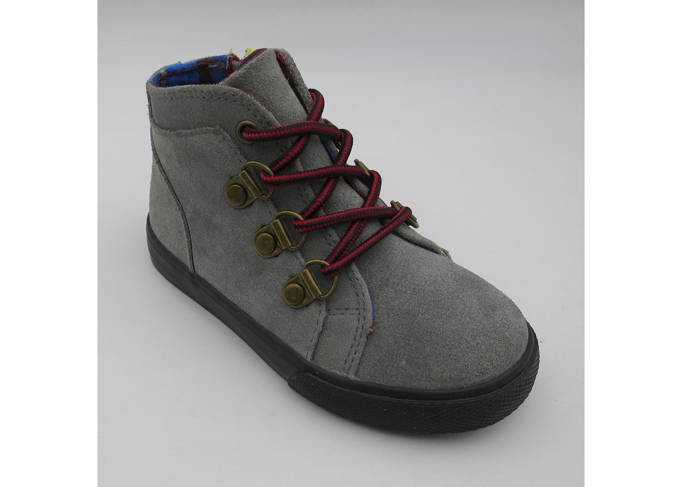 Toddler Boys' Hamilton Casual Fashion Boots - Cat & Jackâ?¢ Gray - image 1 of 3