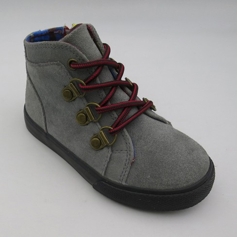 Toddler Boys' Hamilton Casual Fashion Boots - Cat & Jack™ Gray - image 1 of 3