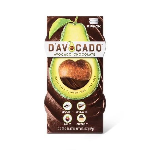 D'Avocado Avocado Chocolate Dip - 2pk/2oz cups - image 1 of 1