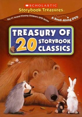 Treasury of 20 Storybook Classics (DVD)(2008)