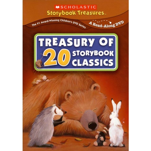 Treasury of 20 Storybook Classics (DVD) - image 1 of 1