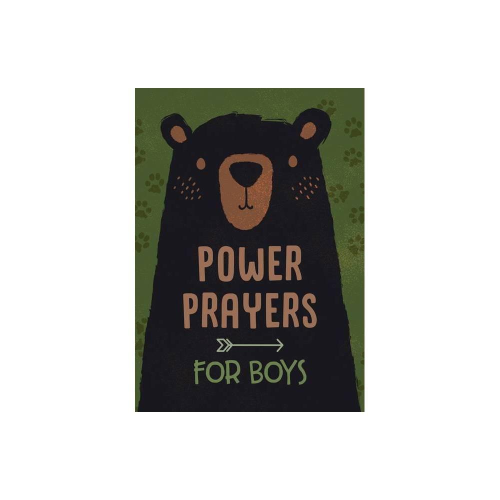 Power Prayers For Boys By Glenn Hascall Paperback