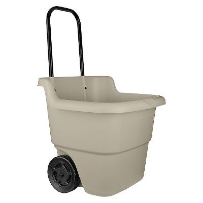 Lawn Cart - Soft Taupe - Suncast