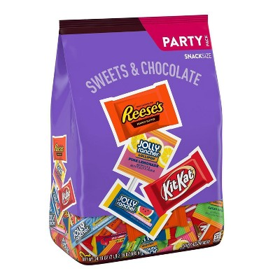 Hershey's Candy Club Variety Pack - 34.19oz