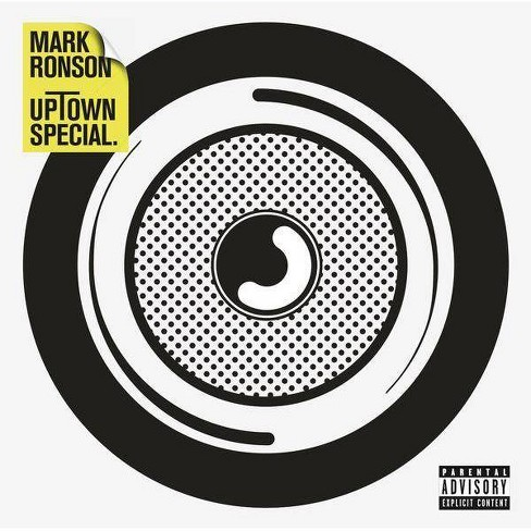 Uptown Special [Explicit Lyrics] (CD) - image 1 of 2