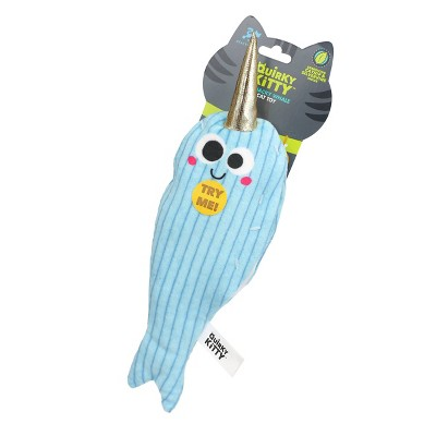 Quirky Kitty Electronic Wacky Whale Cat Toy