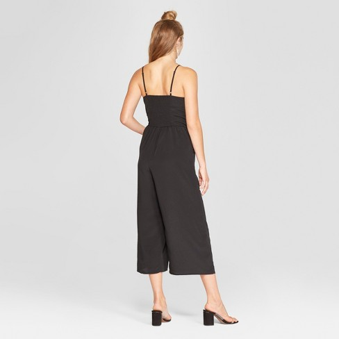 785a5f24a82 Women s Strappy Wrap Cropped Jumpsuit - Xhilaration™   Target